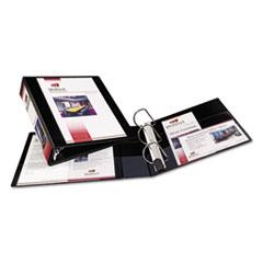 AVE05500 - Avery® Heavy-Duty Round Ring View Binder