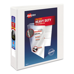 AVE05504 - Avery® Heavy-Duty Round Ring View Binder