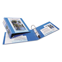 AVE05601 - Avery® Heavy-Duty Round Ring View Binder