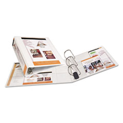 AVE05604 - Avery® Heavy-Duty Round Ring View Binder