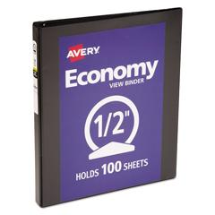 AVE05705 - Avery® Economy View Round Ring Binder