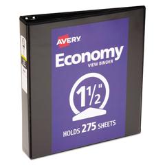 AVE05725 - Avery® Economy View Round Ring Binder