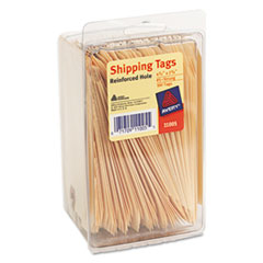 AVE11005 - Avery® Strung Shipping Tags