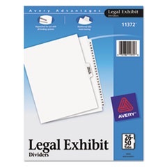 AVE11372 - Avery® Premium Collated Legal Dividers Side Tab
