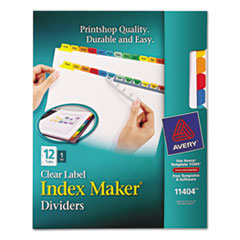 AVE11404 - Avery® Index Maker® Label Dividers
