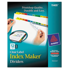 AVE11405 - Avery® Index Maker® Label Dividers