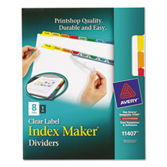 AVE11407 - Avery® Index Maker® Label Dividers
