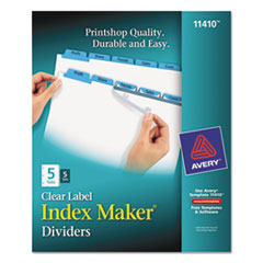 AVE11410 - Avery® Index Maker® Label Dividers