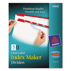 AVE11412 - Avery® Index Maker® Label Dividers