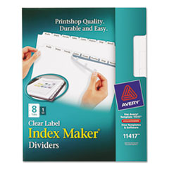 AVE11417 - Avery® Index Maker® Label Dividers