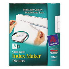 AVE11422 - Avery® Index Maker® Label Dividers