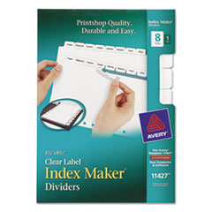 AVE11427 - Avery® Index Maker® Label Dividers