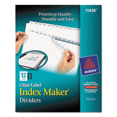 AVE11428 - Avery® Index Maker® Label Dividers