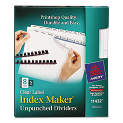 AVE11432 - Avery® Index Maker® Label Dividers