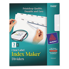 AVE11435 - Avery® Index Maker® Label Dividers