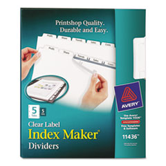 AVE11436 - Avery® Index Maker® Label Dividers