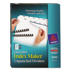 AVE11442 - Avery® Index Maker® Label Dividers