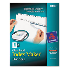 AVE11446 - Avery® Index Maker® Label Dividers