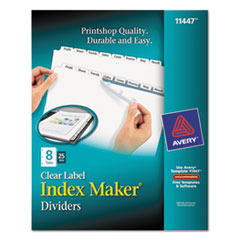 AVE11447 - Avery® Index Maker® Label Dividers