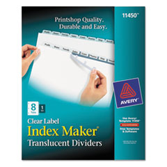 AVE11450 - Avery® Index Maker® Label Dividers