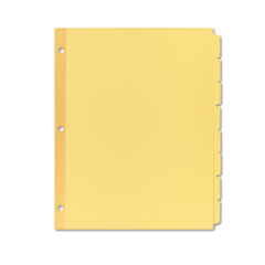 AVE11505 - Avery® Write-On Plain Tab Dividers
