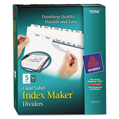 AVE11556 - Avery® Index Maker® Label Dividers