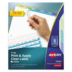AVE11990 - Avery® Index Maker® Label Dividers
