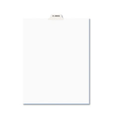 AVE12396 - Avery® Individual Legal Dividers Bottom Tab
