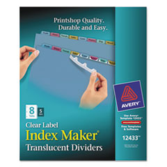 AVE12433 - Avery® Index Maker® Label Dividers