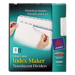 AVE12450 - Avery® Index Maker® Label Dividers