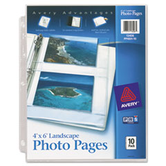 AVE13406 - Avery® Photo Pages