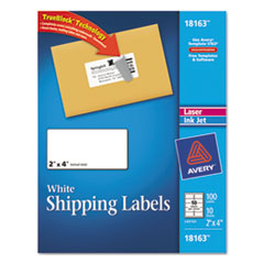 AVE18163 - Avery® Mailing Labels