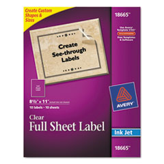 AVE18665 - Avery® Easy Peel® Mailing Labels