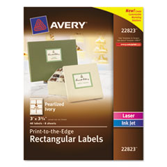 AVE22823 - Avery® Rectangle Easy Peel® Labels