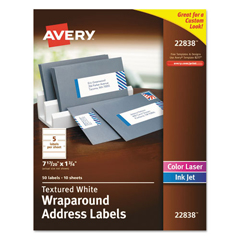 AVE22838 - Avery® Rectangle Labels