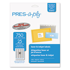 AVE30610 - Avery® PRES-a-ply Mailing Labels