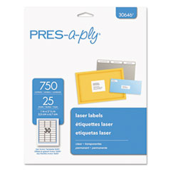 AVE30646 - PRES-a-ply® Labels