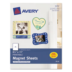 AVE3270 - Avery® Magnet Sheets