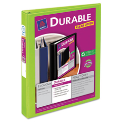 AVE34153 - Avery® Durable View Binder with Slant Rings