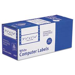 AVE4060 - Avery® Dot Matrix Printer Mailing Labels