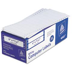 AVE4065 - Avery® Dot Matrix Printer Mailing Labels