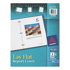 AVE47780 - Avery® Lay Flat Report Cover