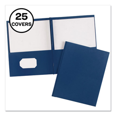 AVE47975 - Avery® 2-Pocket Report Cover with Tang Fasteners