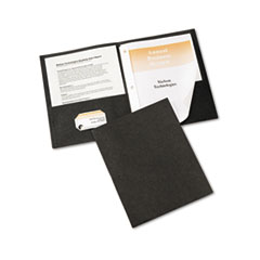 AVE47978 - Avery® 2-Pocket Report Cover with Tang Fasteners