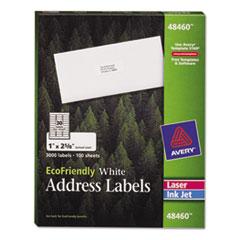 AVE48460 - Avery® EcoFriendly File Folder Labels