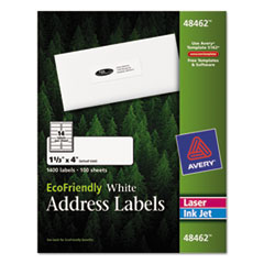 AVE48462 - Avery® EcoFriendly File Folder Labels