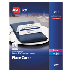 AVE5011 - Avery® Tent Cards