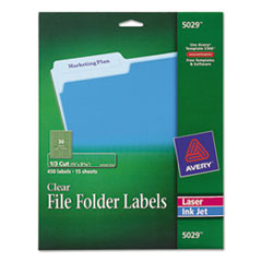 AVE5029 - Avery® Permanent Adhesive File Folder Labels