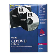 AVE5692 - Avery® CD/DVD Labels