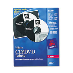 AVE5697 - Avery® CD/DVD Labels